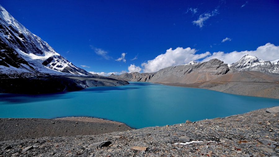 Tilicho Lake by Susheel Shrestha on 500px.com