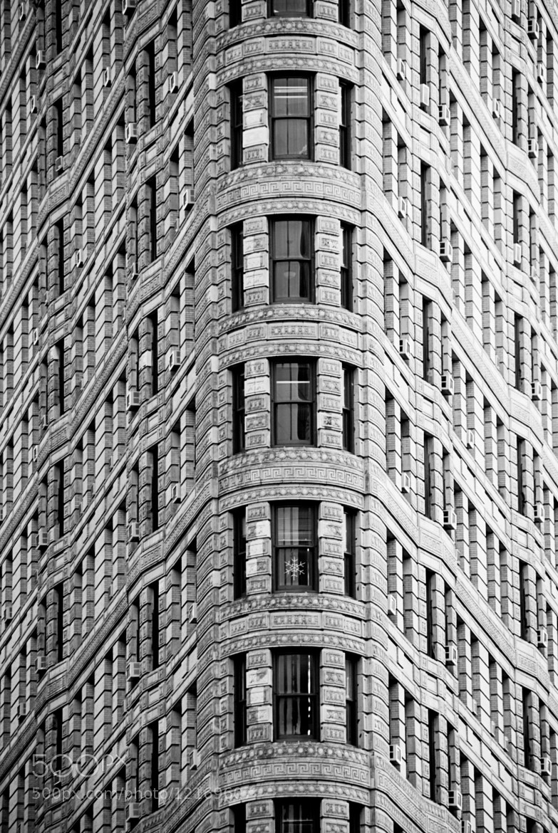 Photograph Facade of the Flatiron Building by Javier Sánchez on 500px