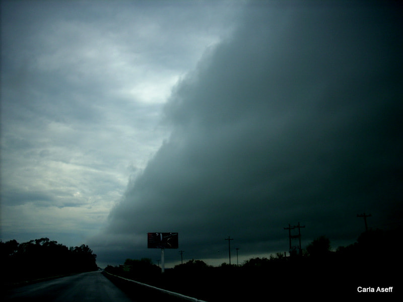 Photograph  Cloud | On the road by Carla Aseff on 500px