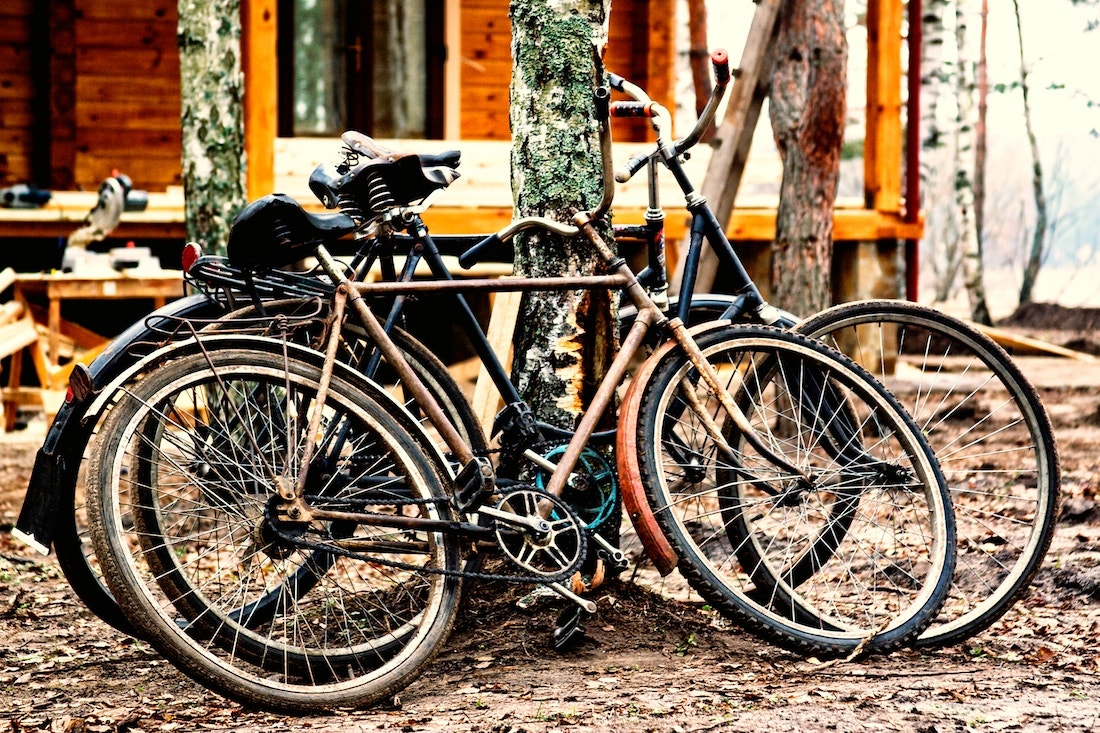 Photograph Bicycles by Dim Ko on 500px