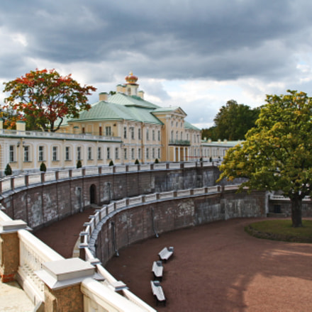 Grand Menshikov Palace in Oranienbaum