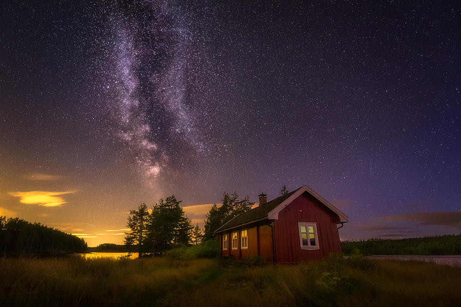 Under an Open Sky by Ole Henrik Skjelstad on 500px.com