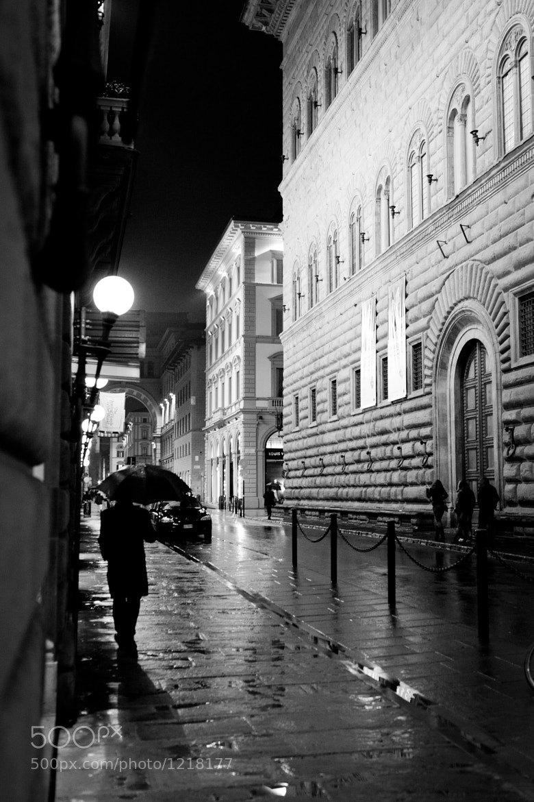 Photograph Firenze Rainy Nights by Mark Prince on 500px