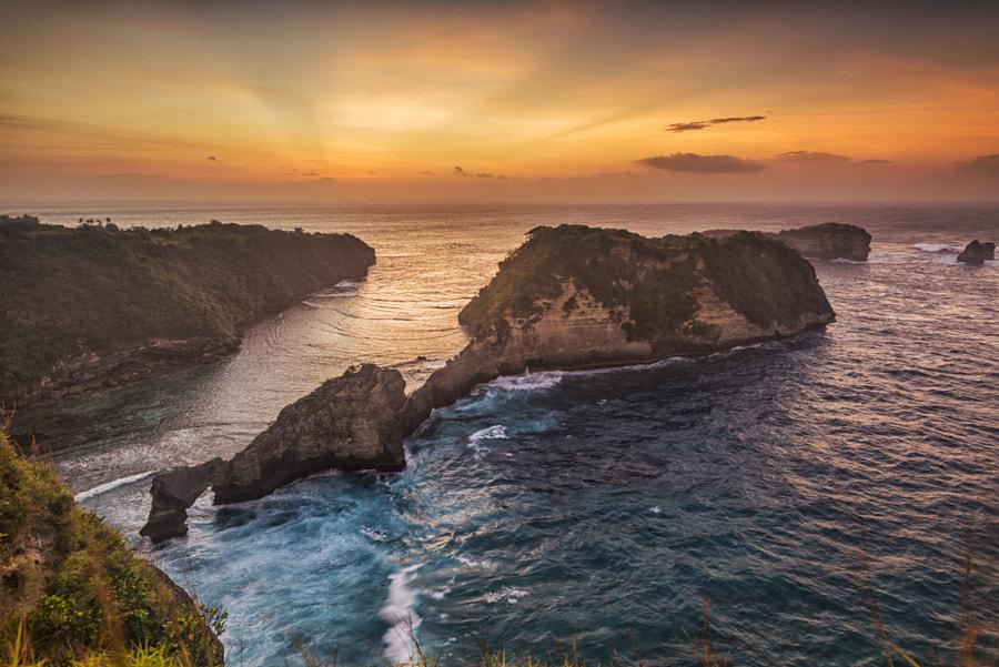 The Rock Island of Atuh Beach, Nusa Penida by Kristianus Setyawan on 500px.com