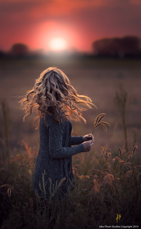 Just Before Dark by Jake Olson Studios on 500px.com