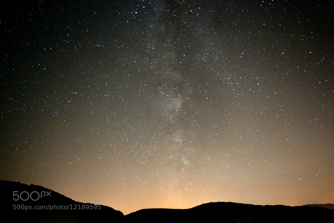 Photograph starry by Sally Jaeggin on 500px