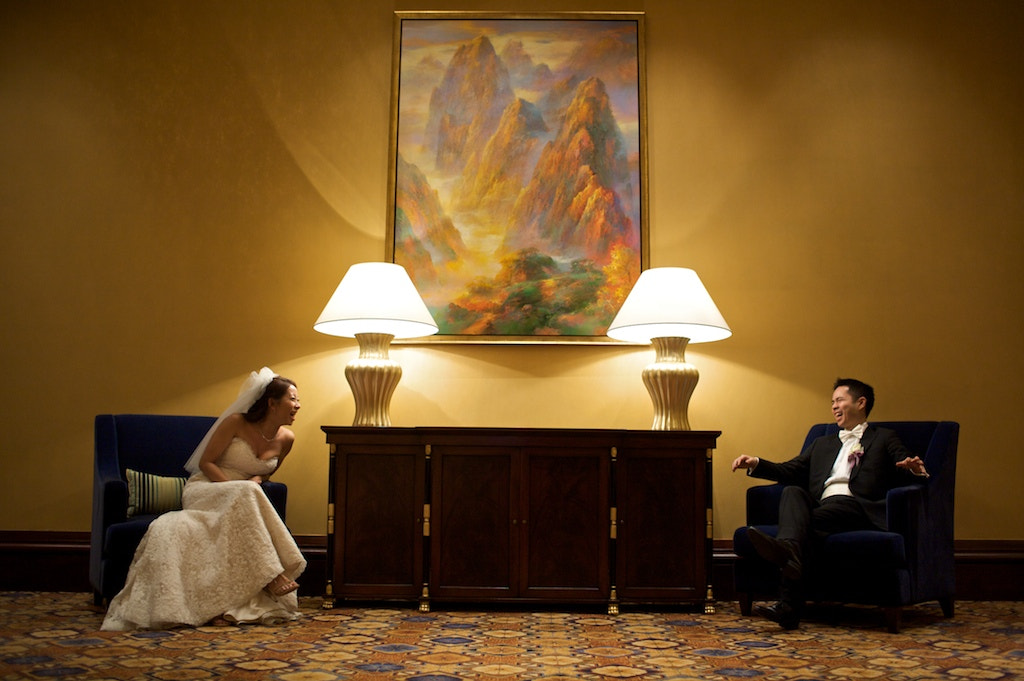 Photograph bride & groom by Ian Taylor on 500px