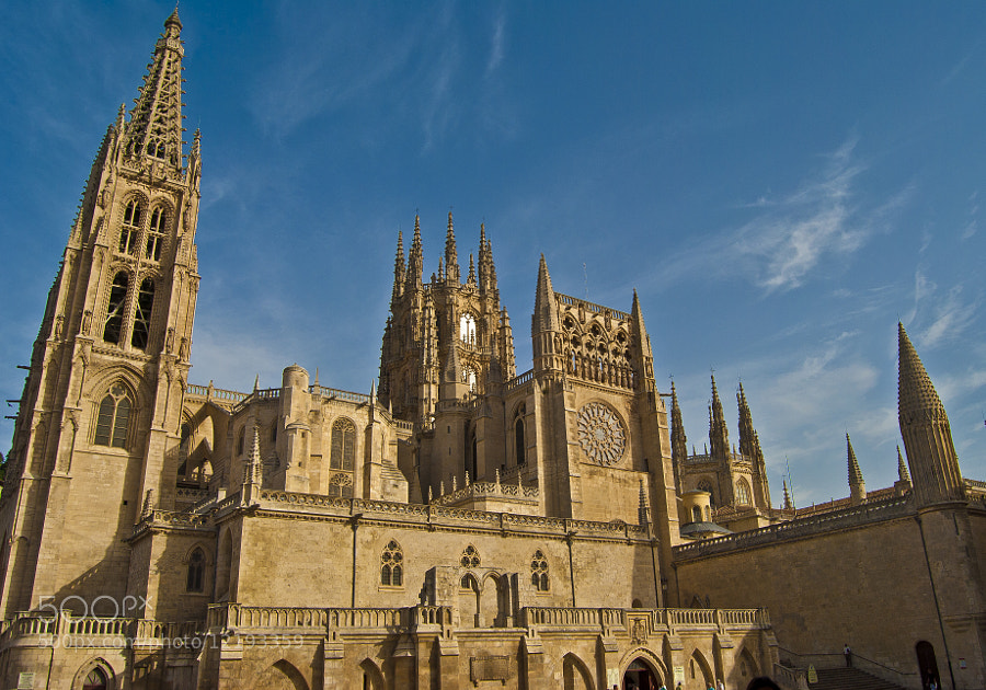 The Burgos Cathedral 1