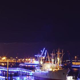 Blue Port Lightning