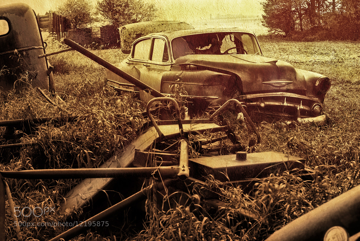 Photograph Of Junk And Treasure by Dave Linscheid on 500px
