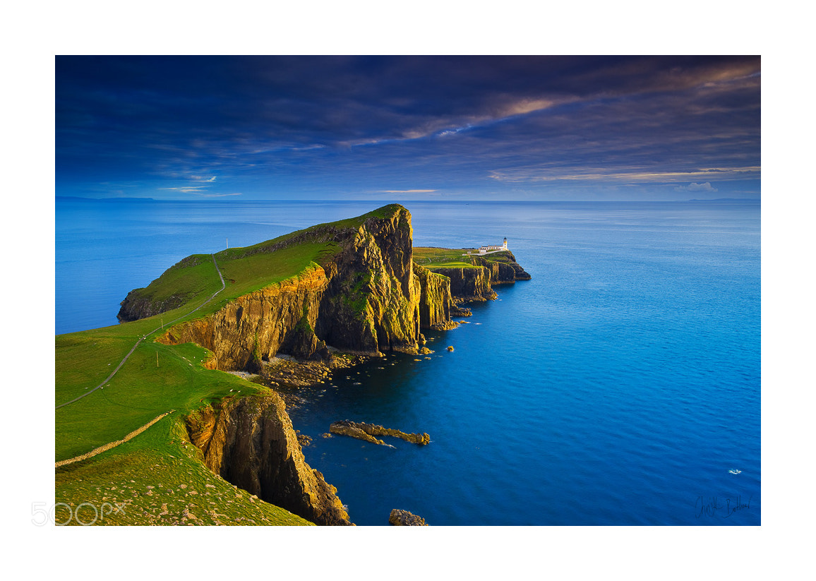 Photograph Neist Point Light by Christian Bothner on 500px
