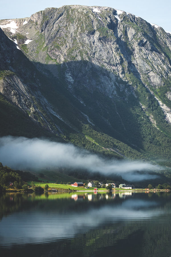 Norwegian Heights by Rob Sese on 500px.com