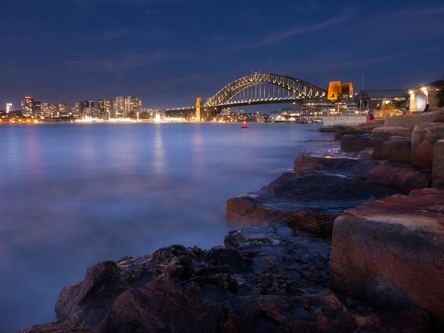 Photograph Sydney Harbour Bridge Barangaroo's View by Travis Chau on 500px