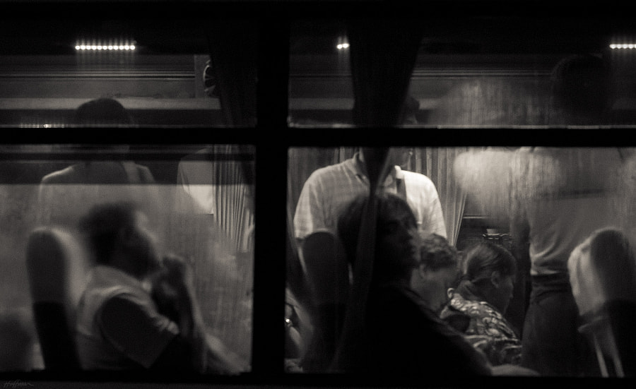 Evening Commuters by Will Hoffman on 500px.com