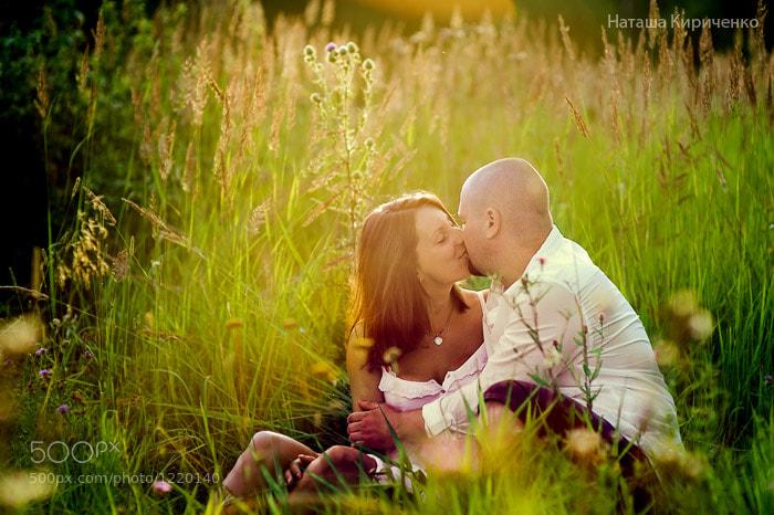 Photograph kiss by Natasha Lesonie on 500px