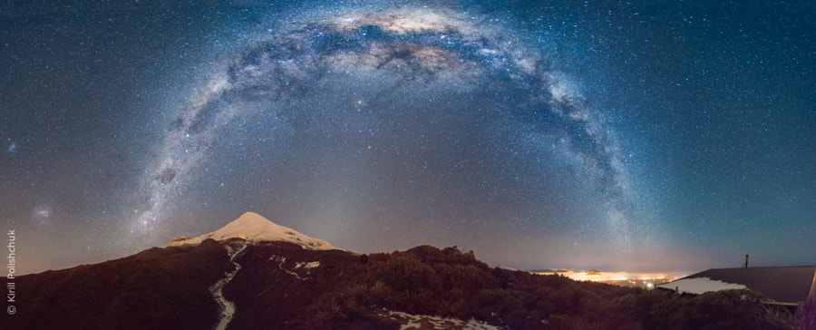 Photograph Mt Taranaki by Kirill Polishchuk on 500px