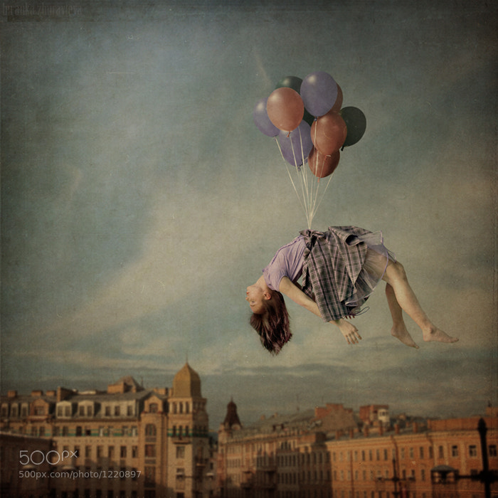 Photograph away to the sky by Anka Zhuravleva on 500px