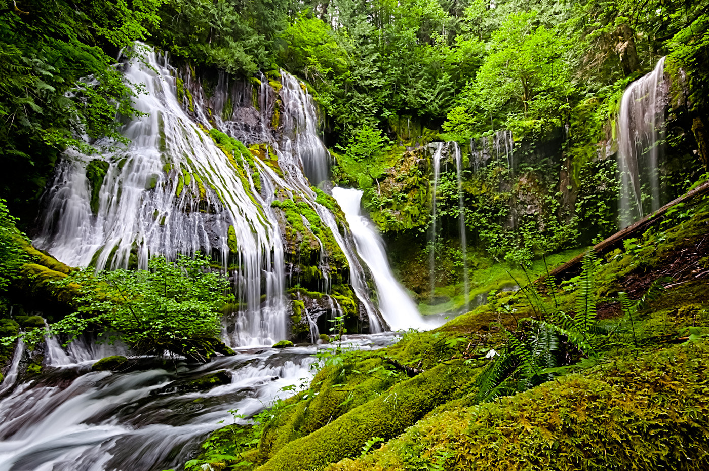 Photograph Panther Creek Falls by Brian Bonham on 500px