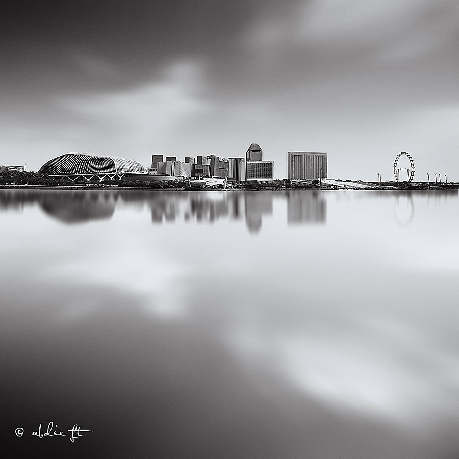 Photograph Esplanade Reflection by Noor Abdillah on 500px