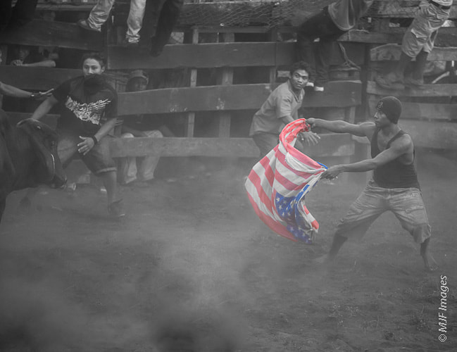 Photograph Nicaraguan Rodeo by Michael Flaherty on 500px