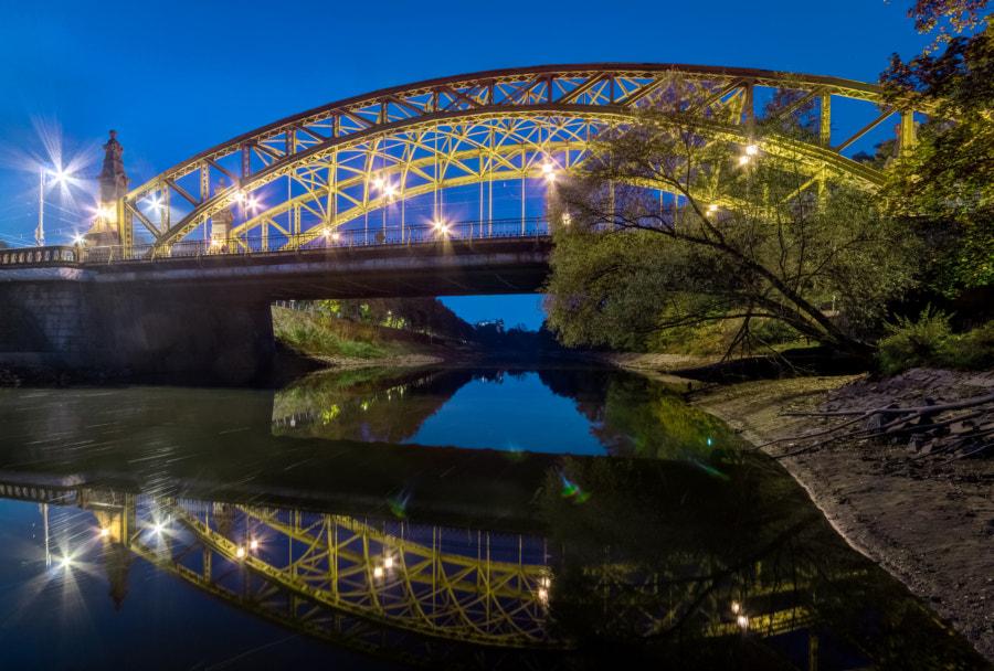 Zwierzyniecki Bridge in Wroclaw