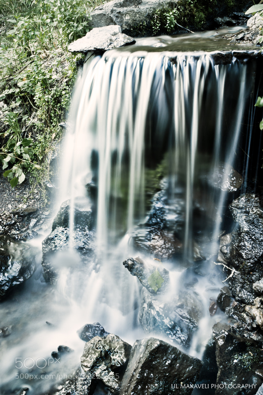 Photograph Small Waterfall by Edo  Harutyunyan on 500px