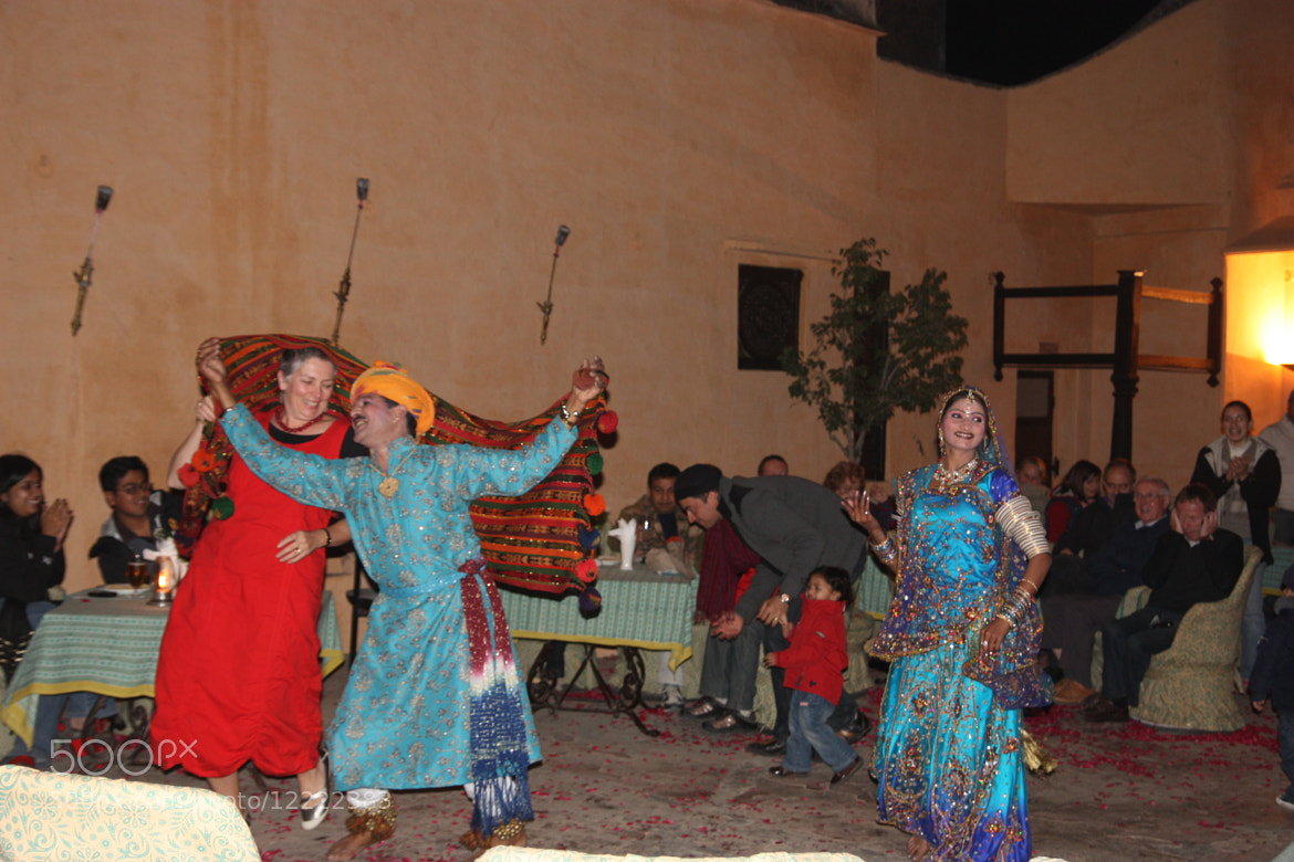 Photograph Neemrana - Dancing with guest by Team B&K on 500px