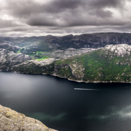 Lysefjord - Norway - Landscape, travel photography