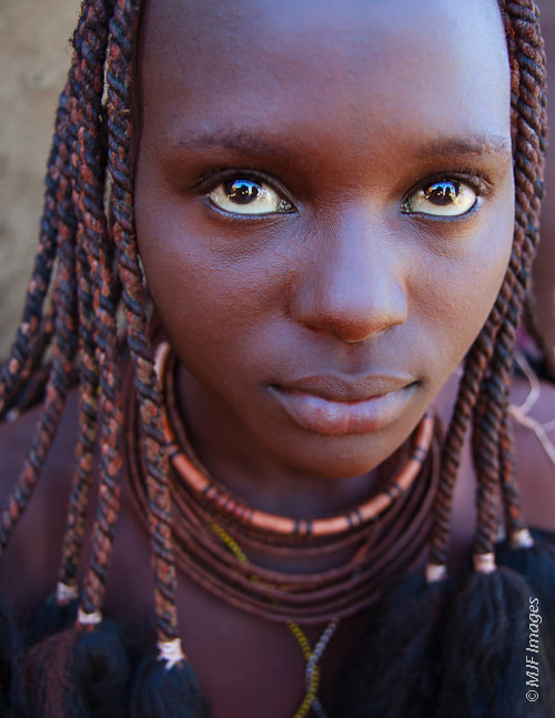 Photograph Himba Woman by Michael Flaherty on 500px