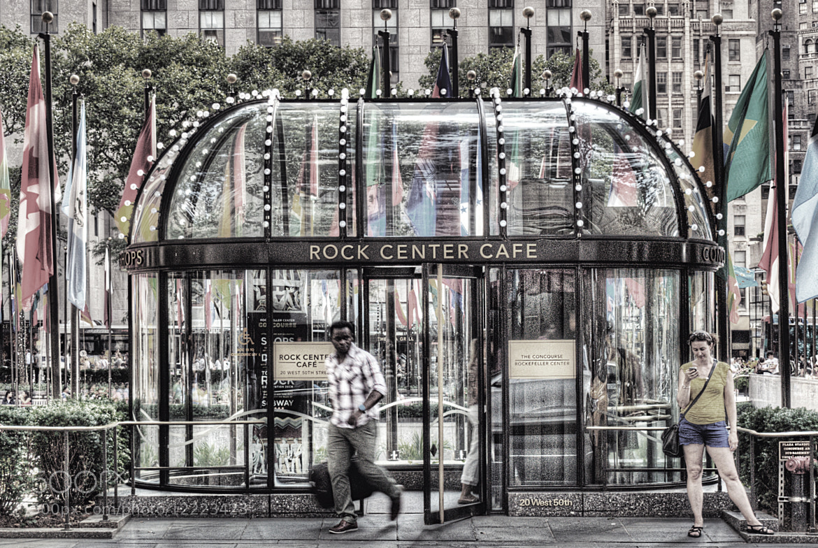 Photograph Rock Center Cafe by Mauricio Arango on 500px