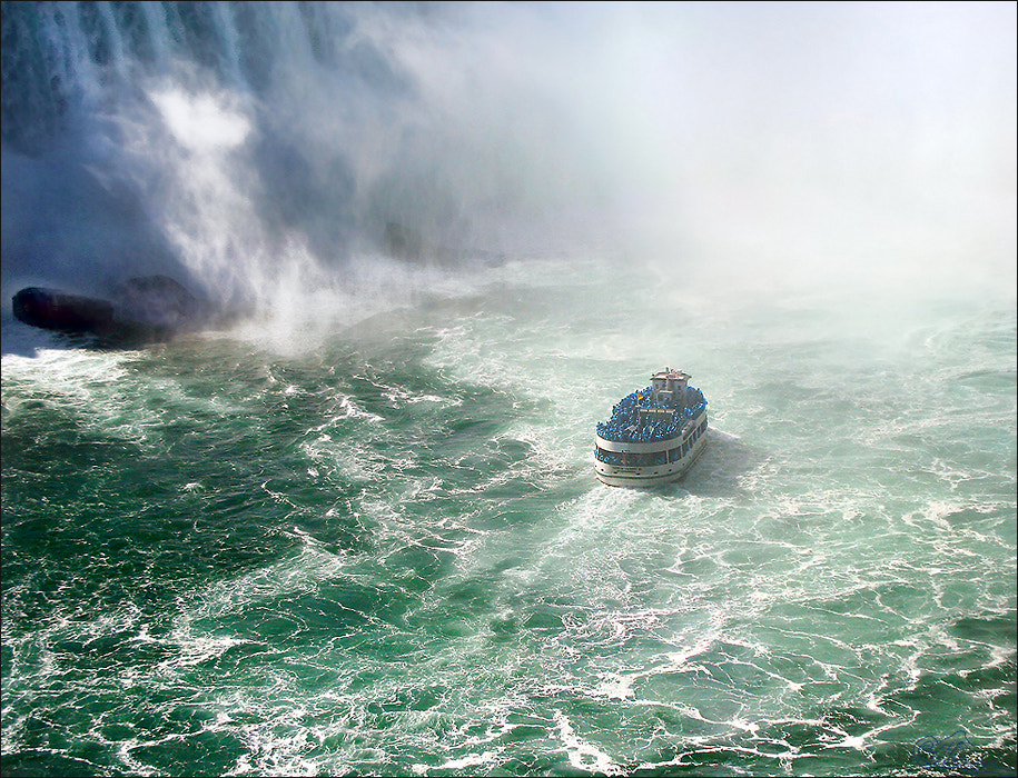 Photograph Traditional boat ( of Niagara:) by Alla  Lora on 500px