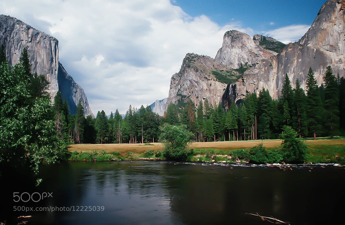 Photograph Yosemite Meadow by Steven Blackmon on 500px