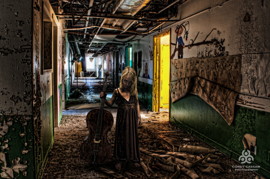 Photograph Lost Education 4 by Corey Cassaw on 500px