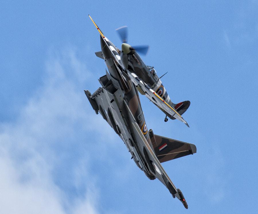Typhoon Spitfire Synchro Pair