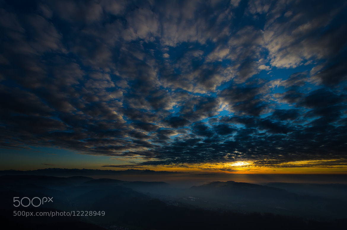 Photograph Dramatic dawn by Ingo Scholtes on 500px