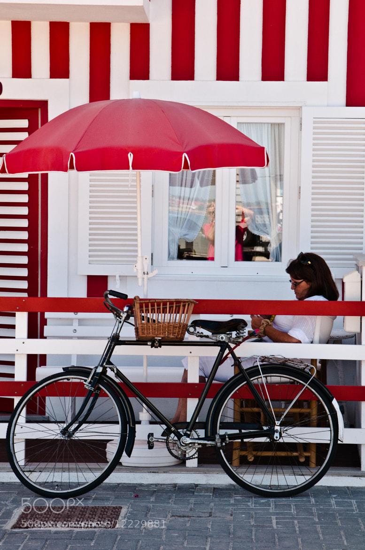 Photograph Costa Nova em Aveiro by Nuno Reis on 500px