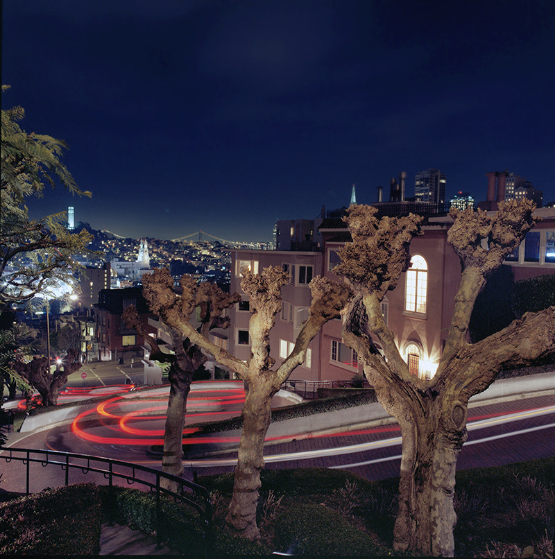 Photograph Lombard St. by Mariano Verra on 500px