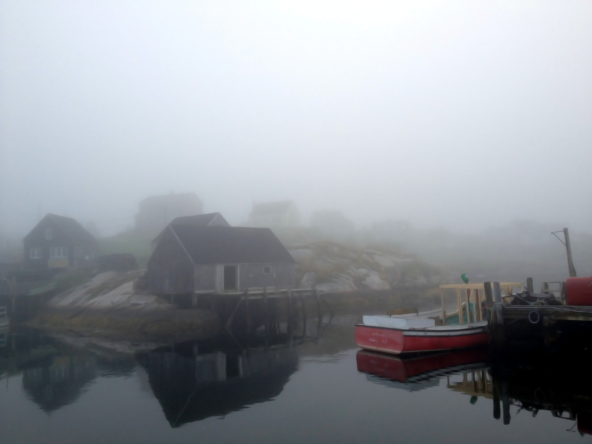 Photograph Peggy's cove by Tracy Munson on 500px