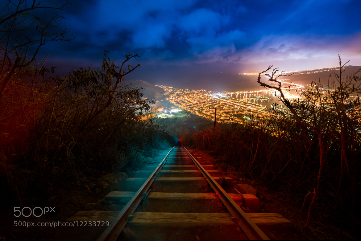 Photograph Koko Head Crater  by Tom Anderson on 500px