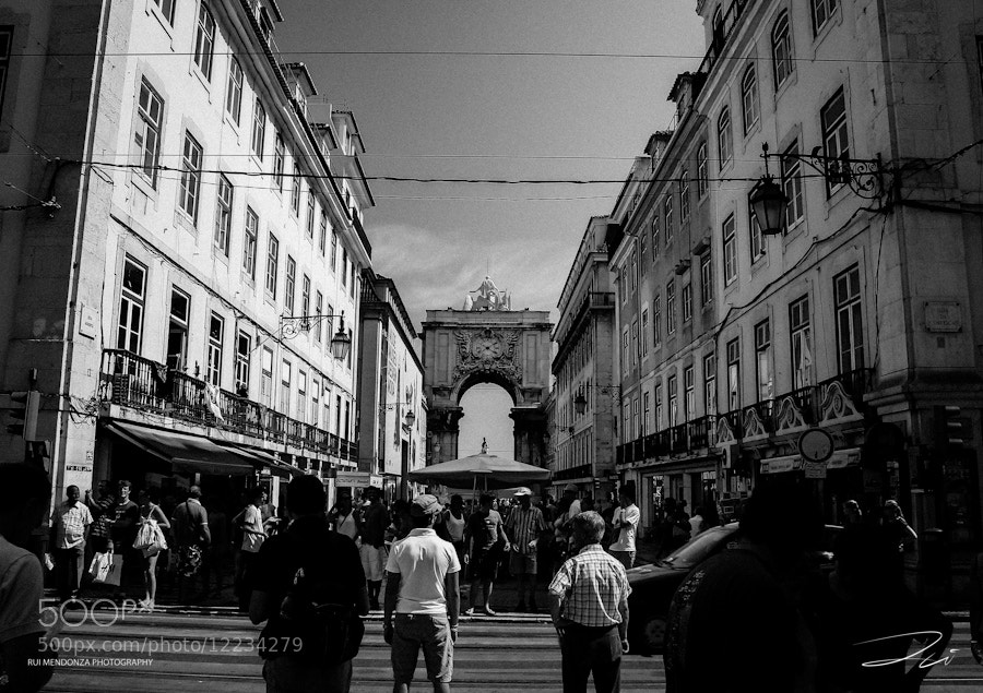 Photograph Streets of Lisbon by Rui Mendonza on 500px