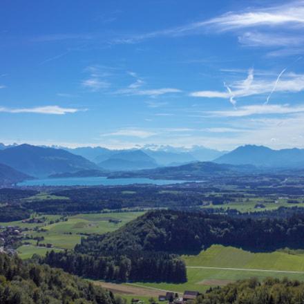 Watchtower Over Zurich - Hochwacht