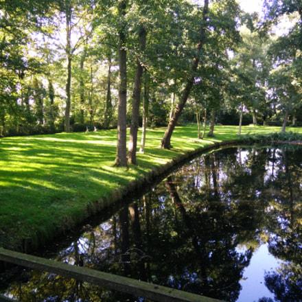 beavoorde castle garden