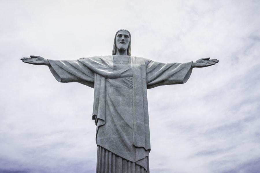 Christ the Redeemer by Roberto Epifänio on 500px.com
