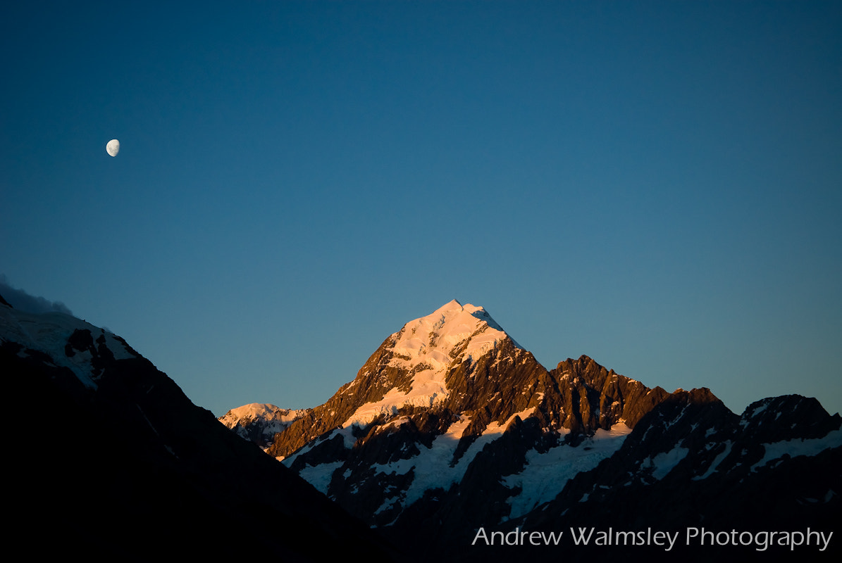 Photograph Mount Cook by Andrew Walmsley on 500px