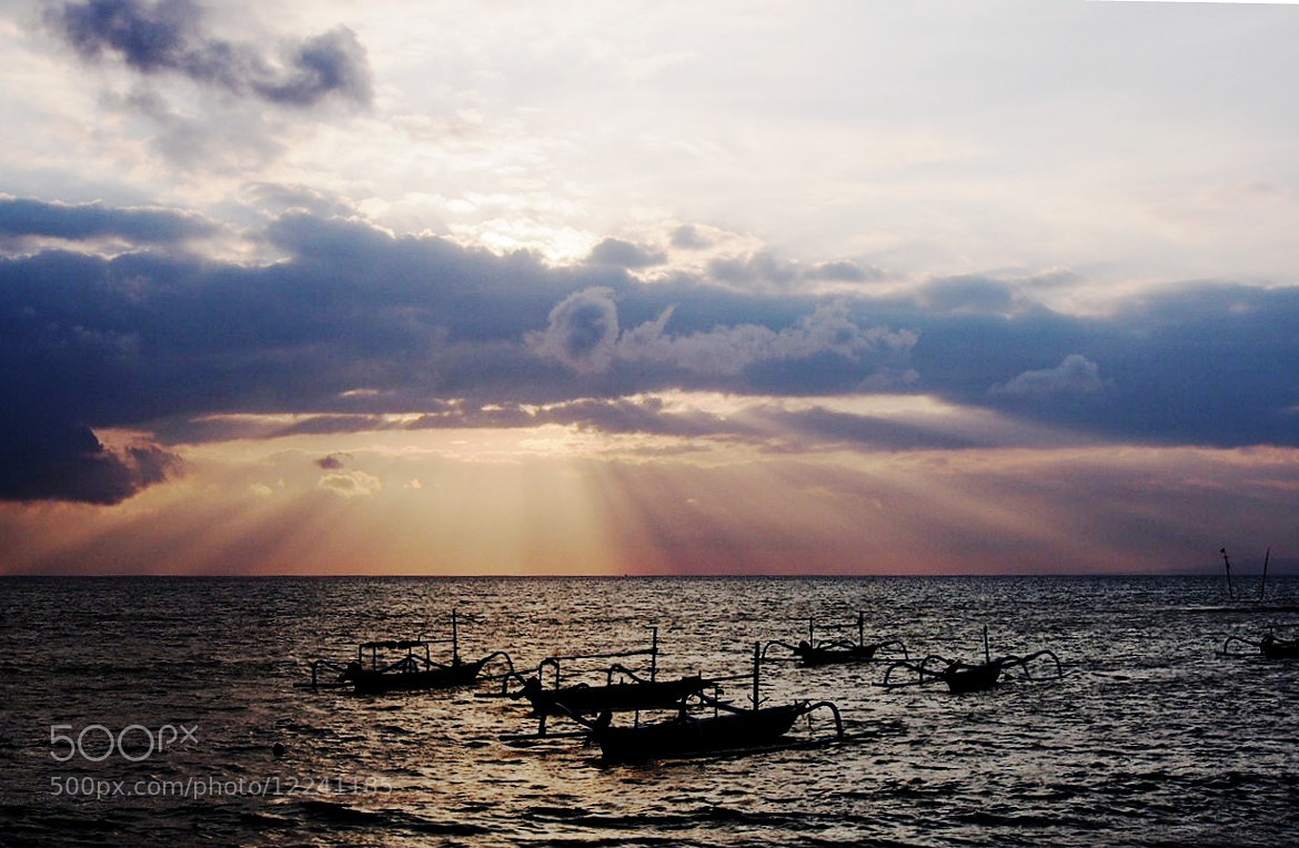Photograph Morning Light @ Sanur by Debora Sylvia Roseny on 500px