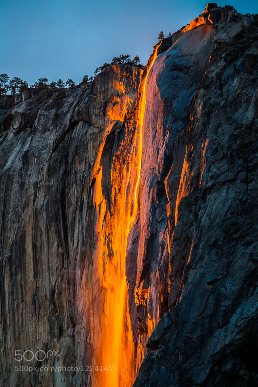 Photograph Firefall by jeanbaptiste chaput on 500px