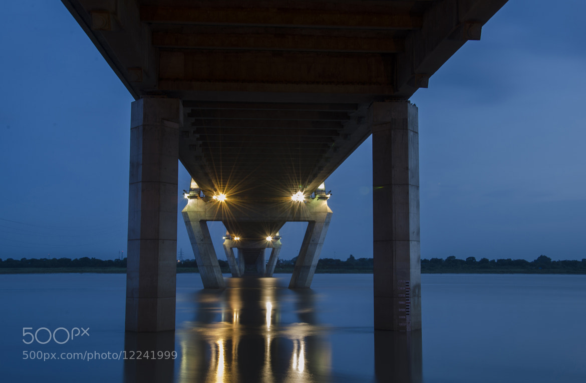 Photograph Naini Bridge by Shivendra Lal on 500px