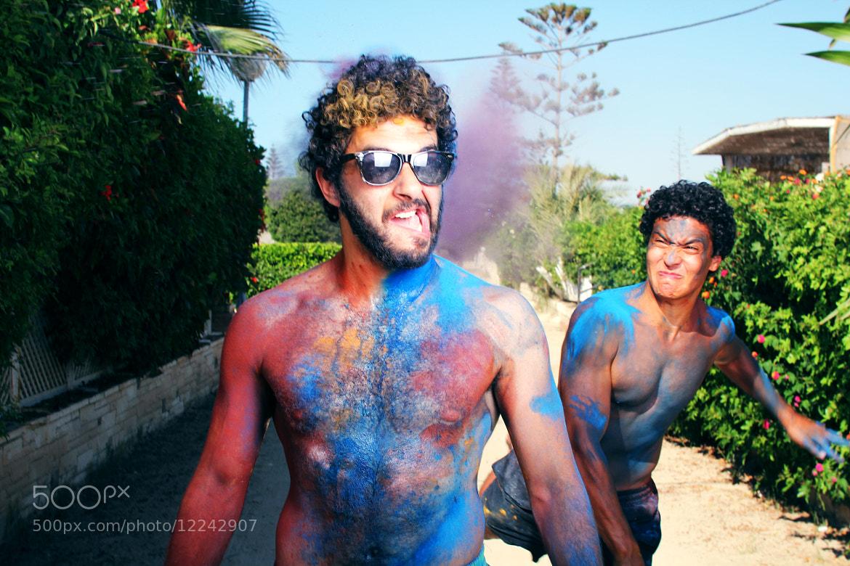 Photograph Colorust by Drop Studios on 500px