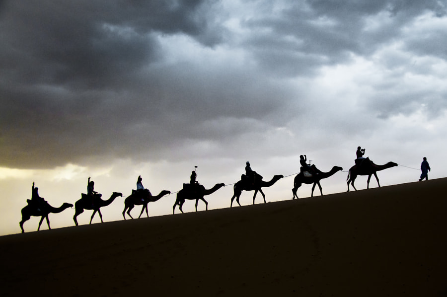 All On The Line by Youssef Brahimi on 500px.com
