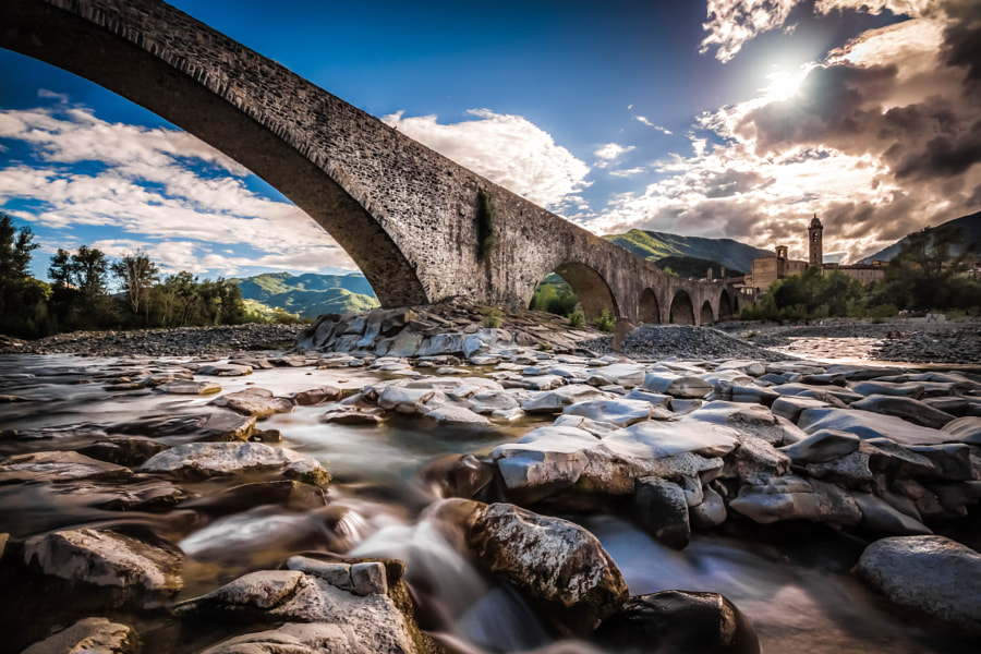 Bobbio sunlight by bisignano fabrice on 500px.com